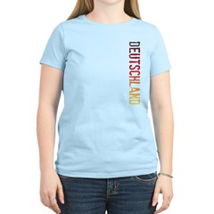 Deutschland Women's Light T-Shirt