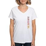 Deutschland Women's V-Neck T-Shirt