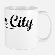 Lumber City, Vintage Mug