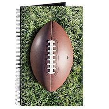 American football on grass Journal