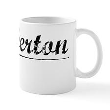 Lumberton, Vintage Mug