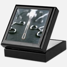 Manual vacuum abortion equipment Keepsake Box