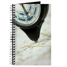 Map wheel Journal