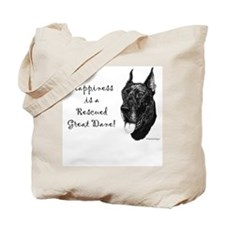 Rescued Dane Tote Bag
