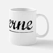 Luzerne, Vintage Mug