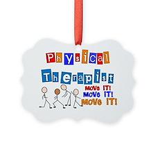 pt MOVE IT LARGE Ornament