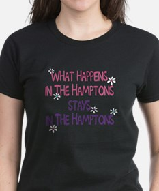 What Happens in the Hamptons T-Shirt