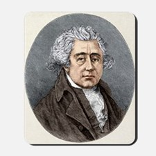 Matthew Boulton, British engineer Mousepad