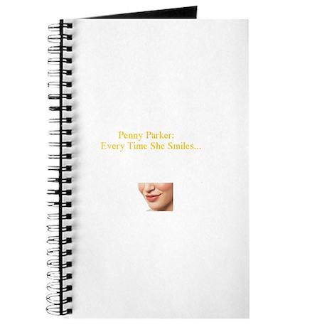 penny parker Journal
