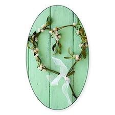 Mistletoe decoration Decal