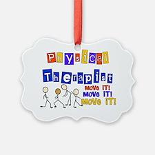 PT Move it SHIRTS 2 Ornament