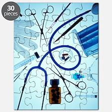Medical equipment Puzzle