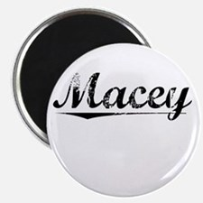 Macey, Vintage Magnet