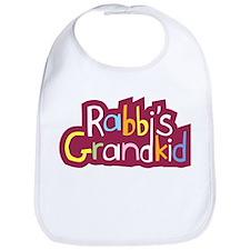 """""""Rabbi's Grandkid"""" Bib"""