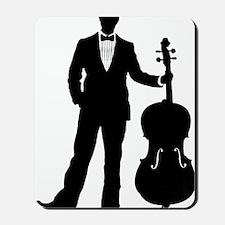 Cello-Player-09-a Mousepad