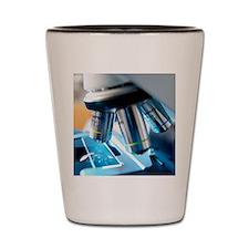Microscope use Shot Glass