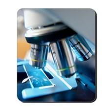 Microscope use Mousepad