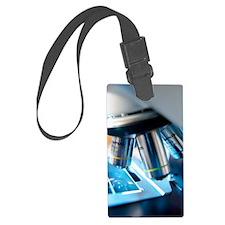 Microscope use Luggage Tag