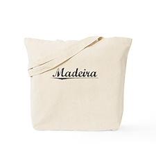 Madeira, Vintage Tote Bag