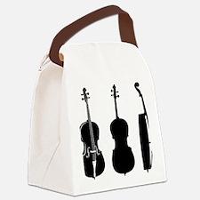 Cello-08-a Canvas Lunch Bag
