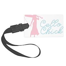 Cello-Chick Luggage Tag