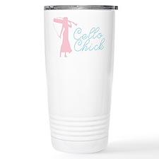 Cello-Chick Travel Mug