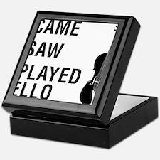 I-Came-I-Saw-I-Played-Cello-01-a Keepsake Box