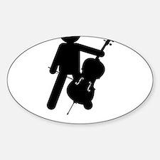 I-Do-All-My-Own-Stunts-06-a-01 Sticker (Oval)