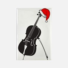 Merry-Christmas-01-a Rectangle Magnet