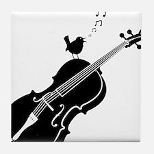 Songbird-01-a Tile Coaster