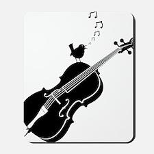 Songbird-01-a Mousepad
