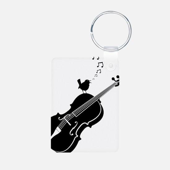 Songbird-01-a Keychains
