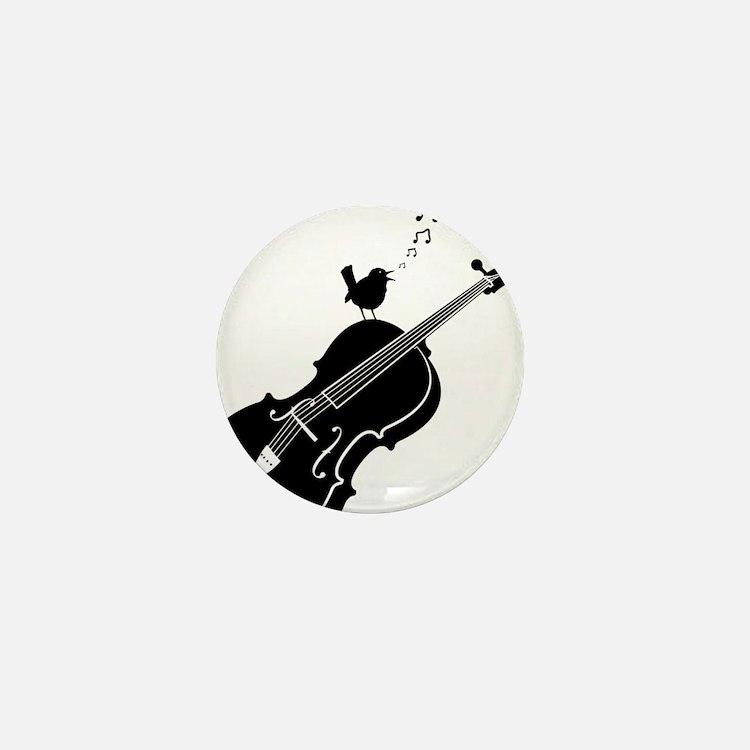 Songbird-01-a Mini Button