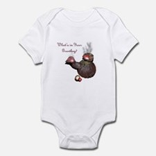 Growbag Infant Bodysuit
