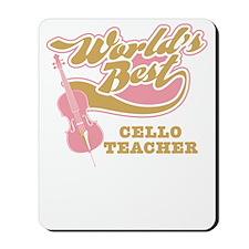 Worlds-Best-Cello-Teacher-01 Mousepad