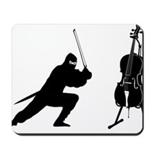 Cello-Ninja-01-a Mousepad