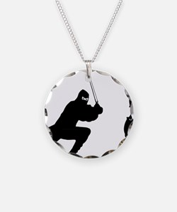 Cello-Ninja-01-a Necklace