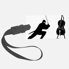 Cello-Ninja-01-a Luggage Tag