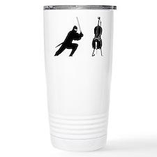 Cello-Ninja-01-a Travel Mug