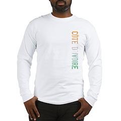 Cote d'Ivoire Long Sleeve T-Shirt