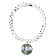 grey heron kenya collect Bracelet