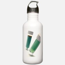 Microbiology samples Water Bottle