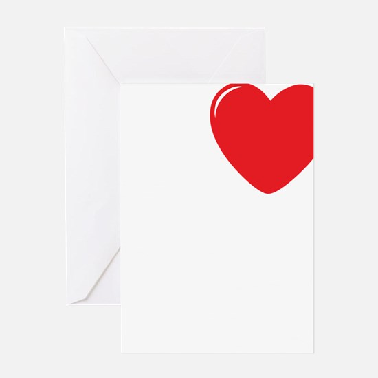I-Heart-Cello-03-b Greeting Card
