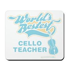 Worlds-Bestest-Cello-Teacher-02 Mousepad