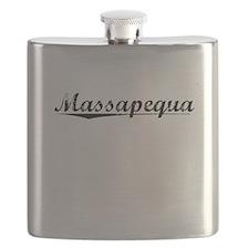 Massapequa, Vintage Flask