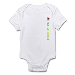 Sao Tome & Principe Infant Bodysuit