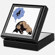 Chimp-01 Keepsake Box
