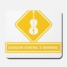 Surgeon-General-02-b Mousepad