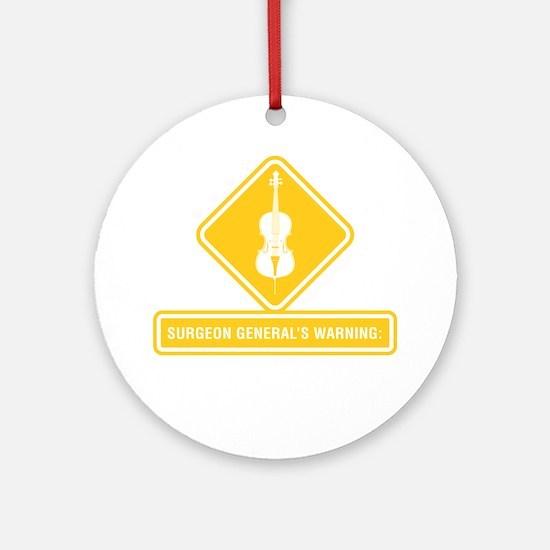 Surgeon-General-02-b Round Ornament