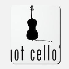 Got-Cello-03-a Mousepad